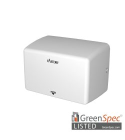 EcoFast01 Auto Hand Dryer Green Spec Listed