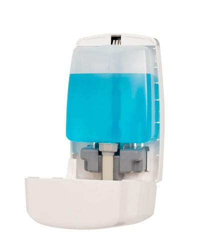 MSD151 Cream Grey Disp Soap i-series open