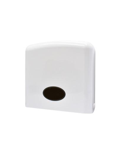 P215 Paper Towel Dispenser white Angle