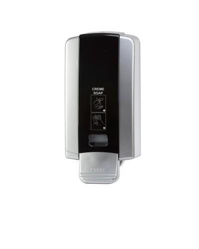 sd7355-liquid-soap-dispenser-black-angle