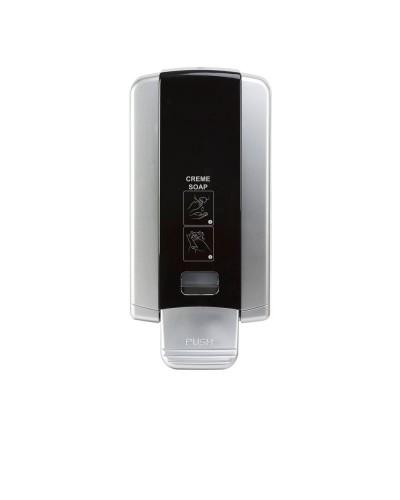 sd7355-liquid-soap-dispenser-black-front