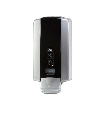 sd7365-foam-soap-dispenser-black-angle