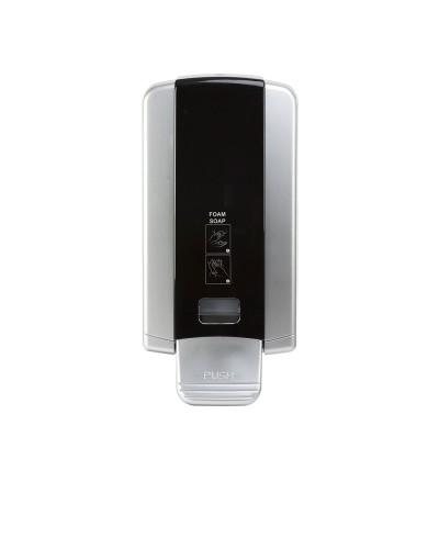 sd7365-foam-soap-dispenser-black-front